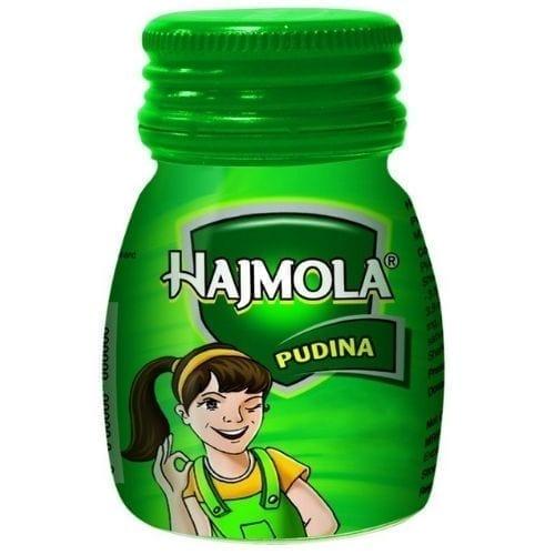 Hajmola Pudina 120 tablets